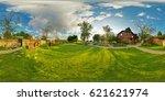 full 360 degree seamless...   Shutterstock . vector #621621974