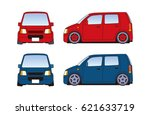 automobile | Shutterstock . vector #621633719