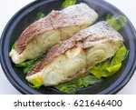 Small photo of Steamed snapper