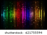 vector illustration of abstract ... | Shutterstock .eps vector #621755594