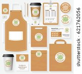 farm fresh shop corporate... | Shutterstock .eps vector #621762056
