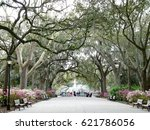 Forsyth Park In Savannah ...