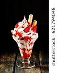 Ice Cream Sundae With...