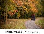 Golf In Autumn