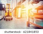 Forklift Loader Pallet Building ...
