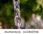 Steel Metal Chain With The...