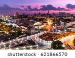 Bangkok Railway Station Or Hua...