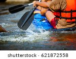 focus some part of young person ... | Shutterstock . vector #621872558