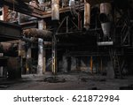 Half Ruined Metal Structures I...