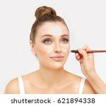 overage foundation and a...   Shutterstock . vector #621894338