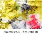 abstract hand made texture....   Shutterstock . vector #621898148