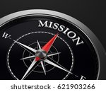 3d illustration of a compass...   Shutterstock . vector #621903266