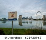 singapore    circa march 2017   ... | Shutterstock . vector #621920963