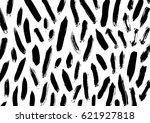 abstract ink background  brush... | Shutterstock .eps vector #621927818