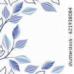 vector delicate background with ... | Shutterstock .eps vector #621938084