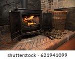 Wood Burning Fire Stove