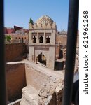 Small photo of Marrakesh / Marrakesh landmark / picture showing the famous Almoravid Koubba in Marrakesh