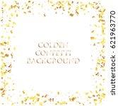 festive colorful golden... | Shutterstock .eps vector #621963770