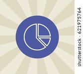 graph icon. sign design....