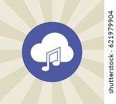 music note icon. sign design....