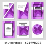 abstract vector layout... | Shutterstock .eps vector #621998273
