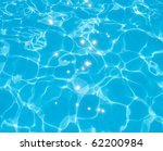 Beautiful Pool Water With Nice...