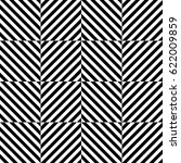 vector seamless pattern.... | Shutterstock .eps vector #622009859