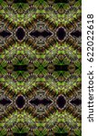 abstract seamless pattern with... | Shutterstock . vector #622022618
