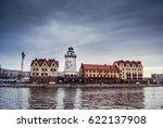 fishing village   ethnographic... | Shutterstock . vector #622137908