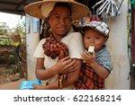 kalaw  myanmar   circa april... | Shutterstock . vector #622168214