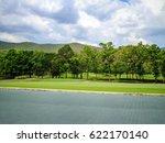 golf course | Shutterstock . vector #622170140