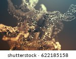 abstract 3d rendering of... | Shutterstock . vector #622185158
