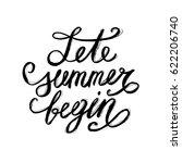 brush lettering composition.... | Shutterstock .eps vector #622206740