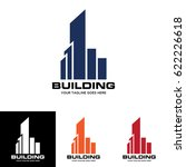 building logo | Shutterstock .eps vector #622226618