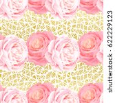 Seamless Pattern With Elegance...