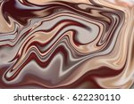 Chocolate Background With...