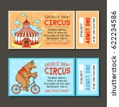 Set Of Tickets To The Circus ...