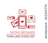 dating messages thin line...