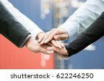 team work concept. business...   Shutterstock . vector #622246250