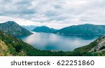 the island of gospa od skrpela  ... | Shutterstock . vector #622251860