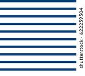 horizontal stripes vector naval ... | Shutterstock .eps vector #622259504