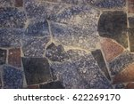 abstract marble wall  ... | Shutterstock . vector #622269170