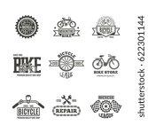 bike shop  bicycle  biking... | Shutterstock .eps vector #622301144