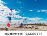adelaide  australia   april 15  ... | Shutterstock . vector #622303949