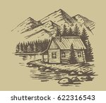 hand drawn vector illustration...   Shutterstock .eps vector #622316543