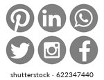 valencia  spain   march 27 ... | Shutterstock . vector #622347440