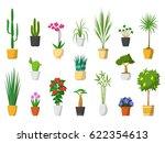 Big Set Of Indoor House Plants...