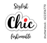 fashion patch element with...   Shutterstock .eps vector #622356770