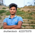 dhaka  bangladesh   april 15 ... | Shutterstock . vector #622375370