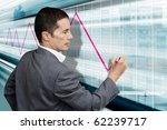 future of finance | Shutterstock . vector #62239717